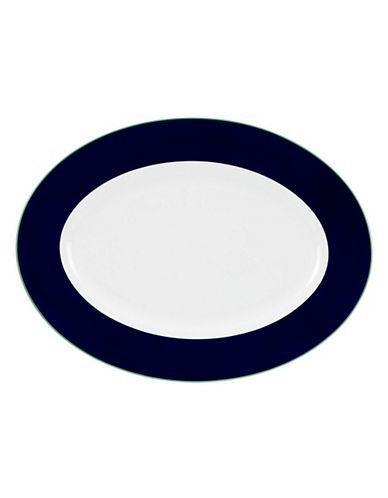 Kate Spade New York Hopscotch Drive Platter-BLUE-One Size