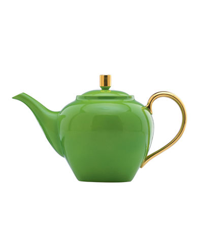 Kate Spade New York Greenwich Grove  Teapot-GREEN-One Size