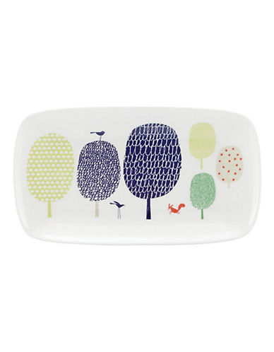 Kate Spade New York About Town Hors D Oeuvres Tray-MULTI-COLOURED-One Size