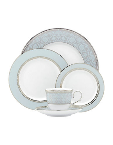 Lenox Westmore Five-Piece Place Setting Set-WHITE-One Size