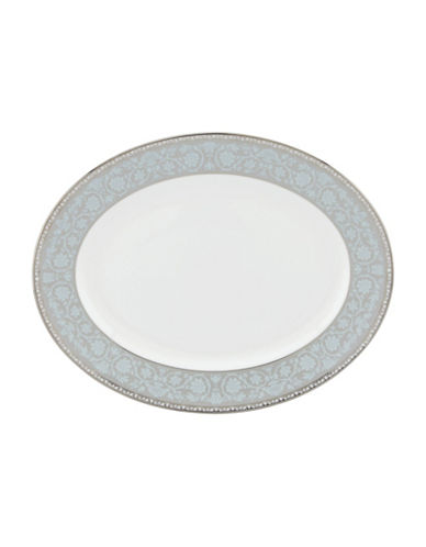 Lenox Westmore Oval Platter-WHITE-One Size