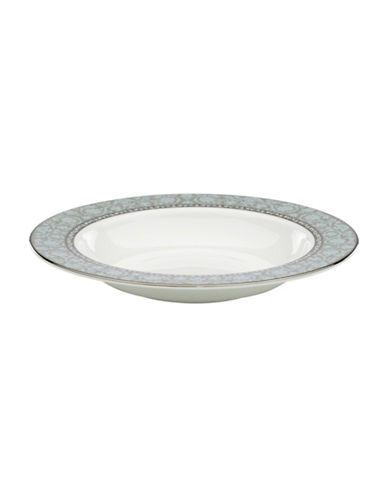 Lenox Westmore Pasta Rim Soup Plate-WHITE-One Size