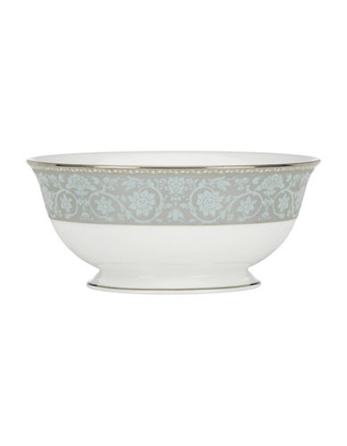 Lenox Westmore Large Serving Bowl-WHITE-One Size