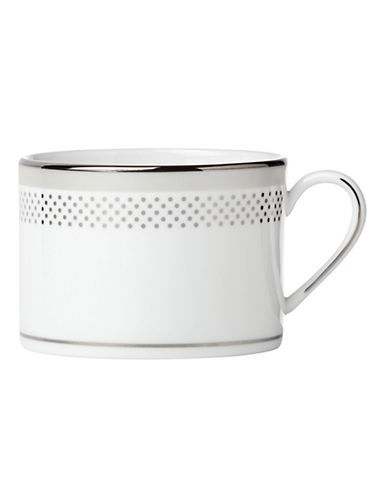 Kate Spade New York Whitaker Street Cup-WHITE-One Size