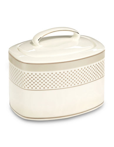 Kate Spade New York Whitaker Street Sugar Bowl with Lid-MULTI-COLOURED-One Size