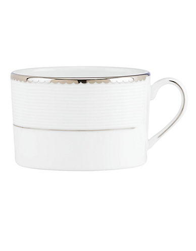 Kate Spade New York Sugar Pointe Cup-WHITE-One Size