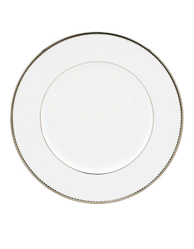 Kate Spade New York Sugar Pointe Dinner Plate-WHITE-One Size