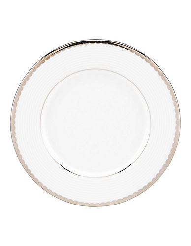 Kate Spade New York Sugar Pointe Saucer-WHITE-One Size