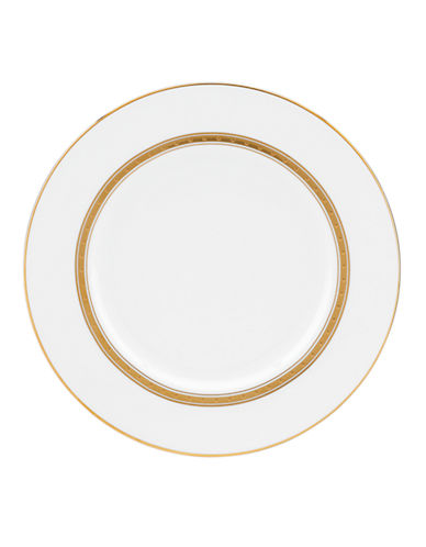 Kate Spade New York Oxford Place Accent Plate-WHITE-One Size