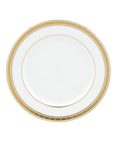 Kate Spade New York Oxford Place Butter Plate-WHITE-One Size