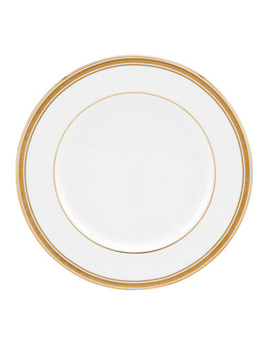 Kate Spade New York Oxford Place Salad Plate-WHITE-One Size