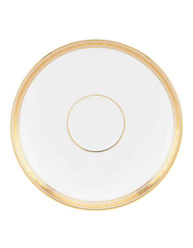 Kate Spade New York Oxford Place Saucer-WHITE-One Size