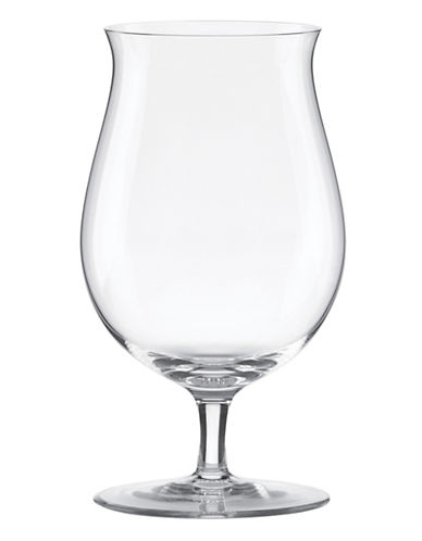 Lenox Tuscany Classics Stemmed Pilsner Glasses Set of 4-CLEAR-One Size