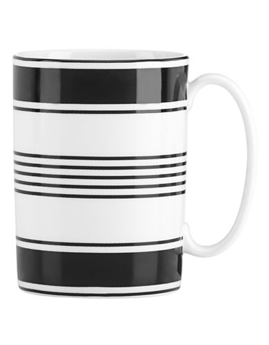 Kate Spade New York Concord Square Mug-WHITE-One Size