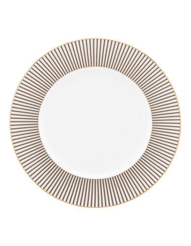 Brian Gluckstein By Lenox Audrey Dinner Plate-WHITE-One Size