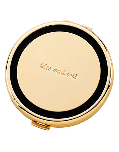 Kate Spade New York Holly Drive Compact Kiss and Tell-BLACK-One Size
