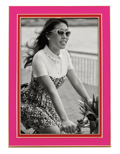 Kate Spade New York Portland Place Frame-PINK-One Size