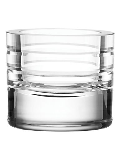 Kate Spade New York Percival Place Crystal Votive-CLEAR-One Size