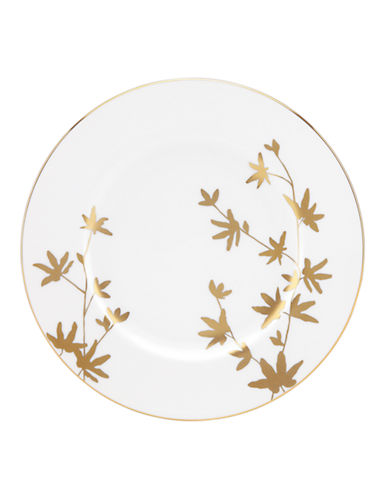 Kate Spade New York Oliver Park Accent Plate-WHITE-One Size