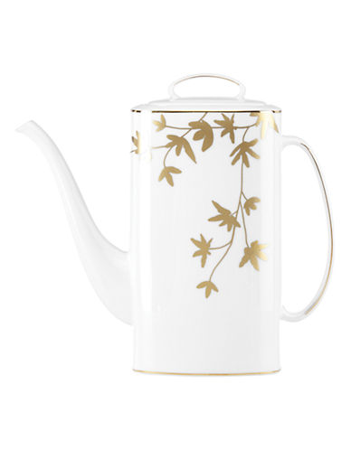 Kate Spade New York Oliver Park Coffee Pot-WHITE-One Size