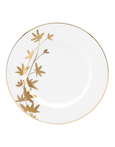 Kate Spade New York Oliver Park Salad Plate-WHITE-One Size