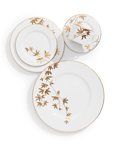 Kate Spade New York Five-Piece Oliver Park Place Setting-WHITE-One Size