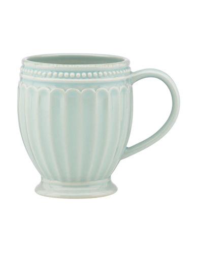 Lenox French Perle Everything Mug-ICE BLUE-One Size