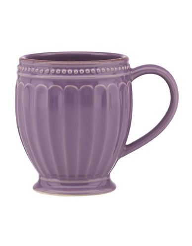 Lenox French Perle Everything Mug-LAVENDER-One Size