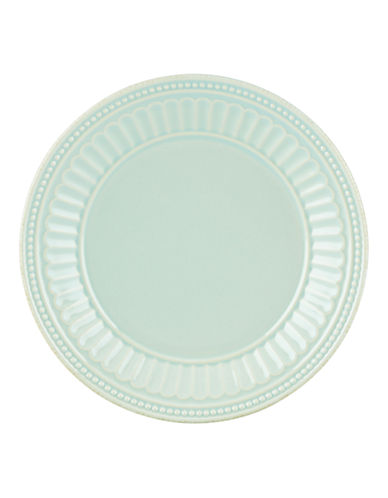 Lenox French Perle Everything Plate-ICE BLUE-8in