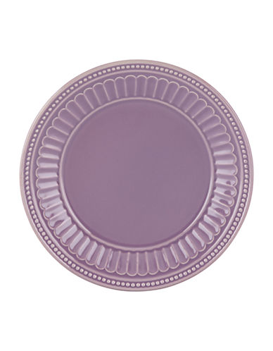 Lenox French Perle Everything Plate-LAVENDER-One Size