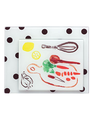Kate Spade New York Decorative Prep Board Set-CLEAR-One Size