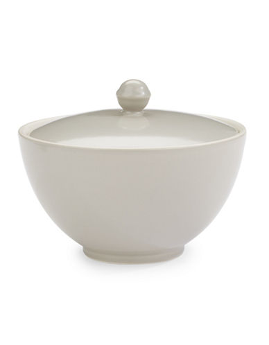 Kate Spade New York Larabee Dot Sugar Bowl-GREY-One Size