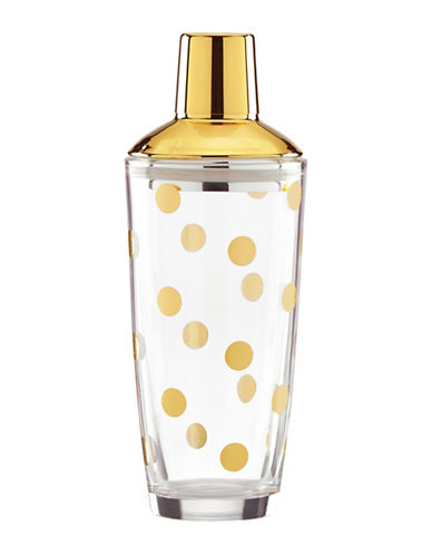 Kate Spade New York Two of a Kind Dot Shaker-GOLD-One Size