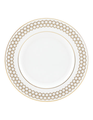 Lenox Salad Plate-WHITE-One Size
