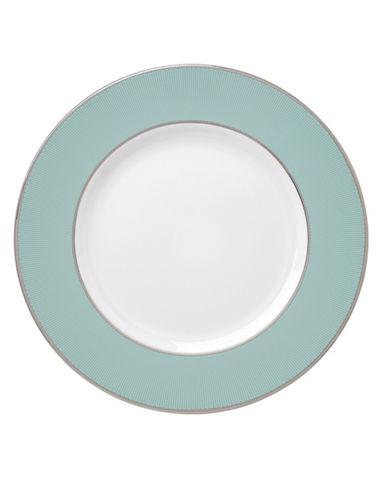 Brian Gluckstein By Lenox Clara Dinner Plate-AQUA-One Size