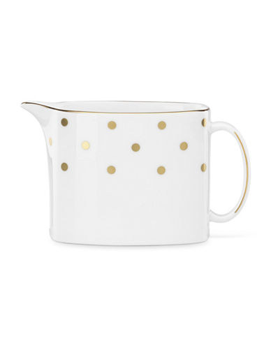Kate Spade New York Larabee Road Creamer-WHITE-One Size