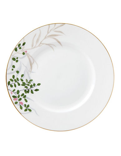 Kate Spade New York Birch Way Dinner Plate-WHITE-One Size