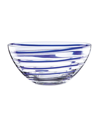 Kate Spade New York Charlotte Street Centrepiece Bowl-CLEAR-One Size
