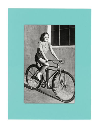 Kate Spade New York Garden Drive 4x6-Inch Turquoise Frame-TURQUOISE-One Size