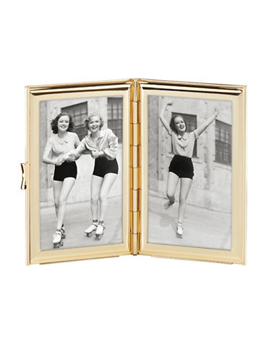 Kate Spade New York Garden Drive Hinged Pink Pocket Frame-PINK-One Size