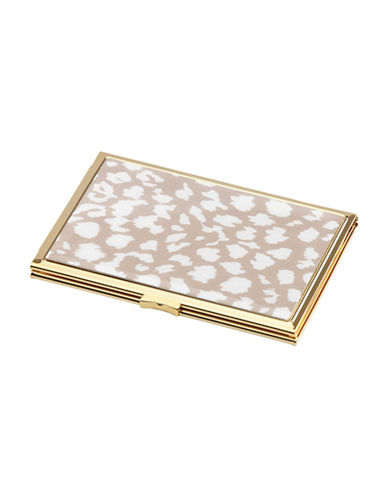 Kate Spade New York Garden Drive Hinged Animal Pocket Frame-WHITE-One Size