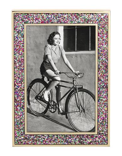 Kate Spade New York Simply Sparkling Frame 4x6-MULTI-4 x 6