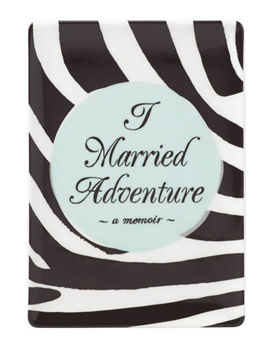 Kate Spade New York A Married Adventure Tray-BLACK-One Size