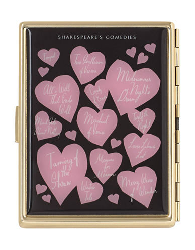 Kate Spade New York As You Like It ID Holder-BLACK-One Size