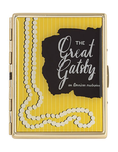 Kate Spade New York Great Gatsby ID Holder-MULTI-One Size