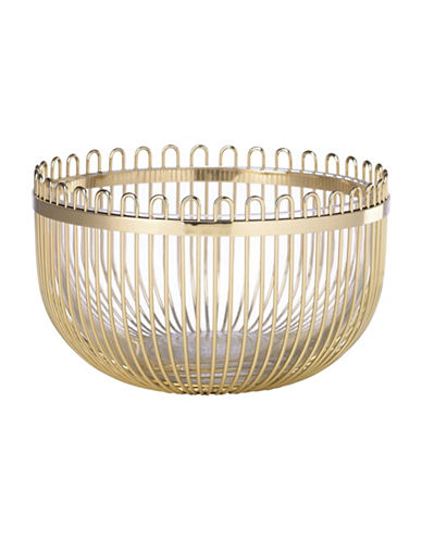 Kate Spade New York Keaton Bowl-GOLD-One Size