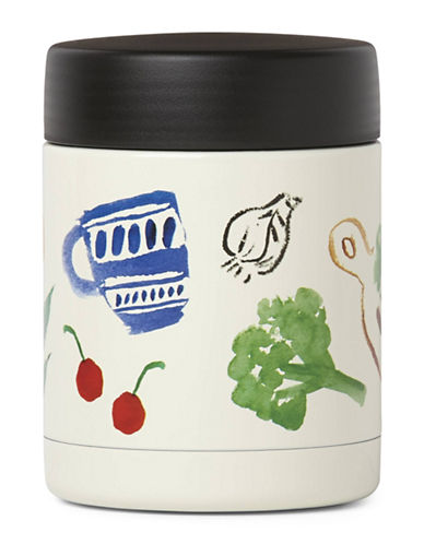 Kate Spade New York All in Good Taste On The Go Insulated Pantry Food Container-MULTI-One Size