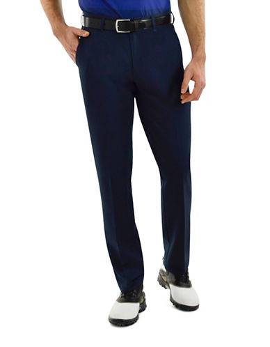 Haggar Straight-Leg Performance Pants-NAVY-32X32 88125556_NAVY_32X32