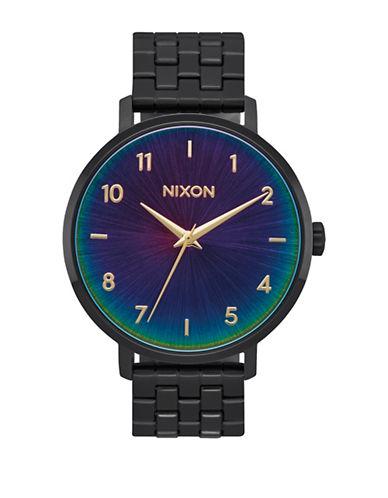 Nixon Arrow Analog Watch-MULTI-One Size