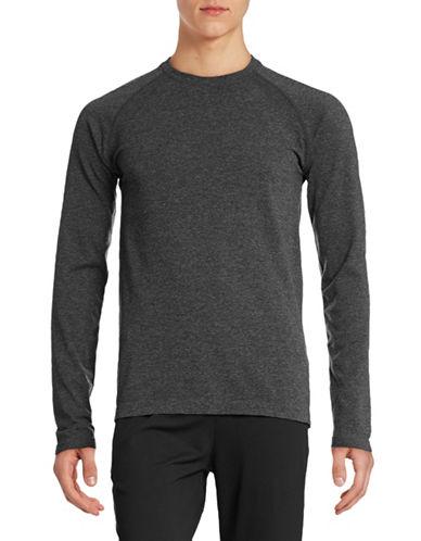 Mpg Seamless Long Sleeve T-Shirt-HEATHER CHARCOAL-Medium/Large 88316714_HEATHER CHARCOAL_Medium/Large